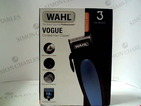 Lot 3060 WAHL VOGUE CORDED HAIR CLIPPER