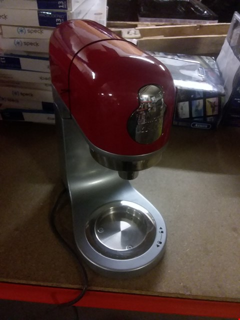 Lot 10044 KENWOOD KMIX STAND MIXER, 1000 W - SPICY RED