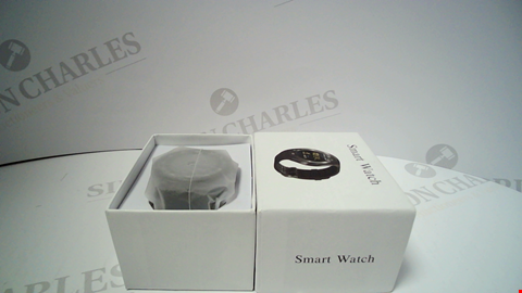 Lot 18037 BOXED UNBRANDED SMART WATCH