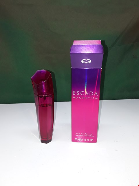 Lot 302 ESCADA MAGNETISM EAU DE PARFUM 50ML