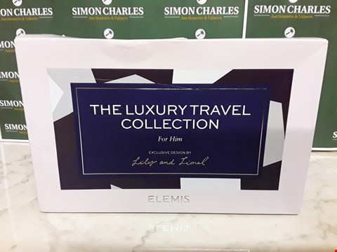 Lot 12017 ELEMIS STYLE LUXURY TRAVEL COLLECTION FOR HIM