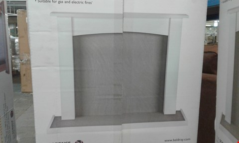 Lot 667 BOXED BELDRAY FAIRFORD WHITE SURROUND SET
