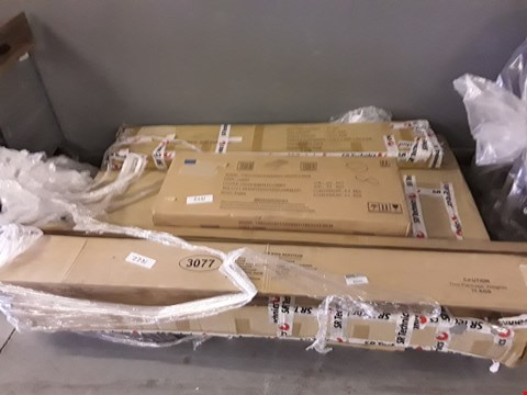 Lot 2049 PALLET OF BOXED BED PARTS