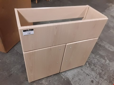 Lot 730 ROMA PEAR WASH 700 BASIN UNIT