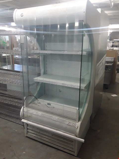Lot 93 THREE TIERED CHILLED GOODS DISPLAY UNIT