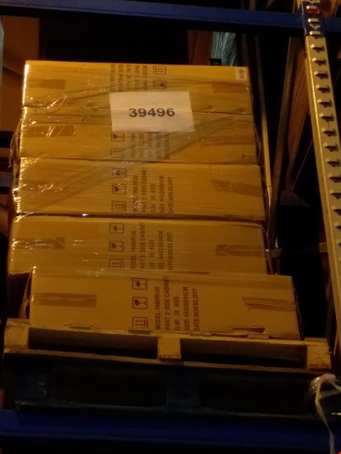Lot 83 PALLET OF 5 BRAND NEW TABOR 120 SIDE CABINETS (PART 3)