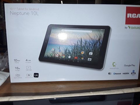 Lot 4155 NEPTUNE 10L TABLET 10INCH 16GB