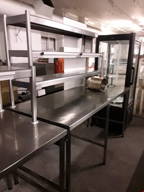 Lot 9041 HEATED KITCHEN PASS