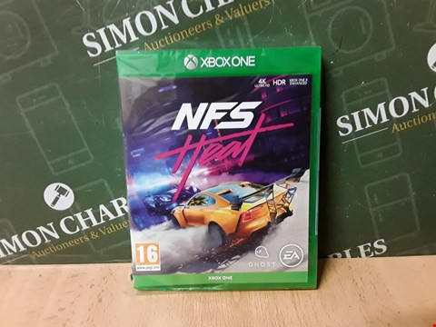 Lot 14880 NEED FOR SPEED HEAT FOR XBOX ONE RRP £54.99