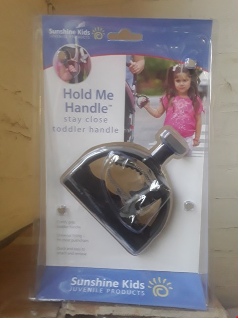 Lot 2002 24 BRAND NEW BOXED SUNSHINE KIDS HOLD ME HANDLES  RRP £167