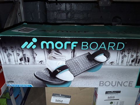 Lot 5051 BOXED MORF BOARD BOUNCE  EXTENSIONS RRP £39.99