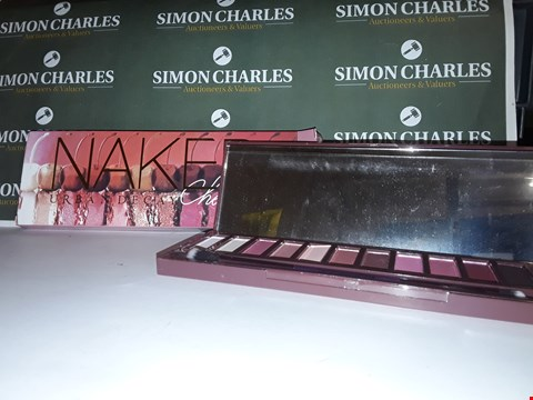 Lot 28 NAKED URBAN DECAY CHERRY PALLET