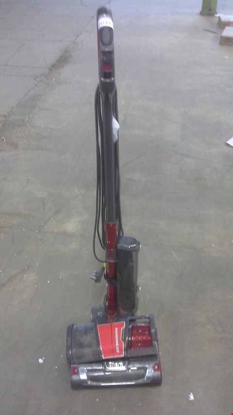 Lot 2048 SHARK RED POWER HEAD VACUUM CLEANER
