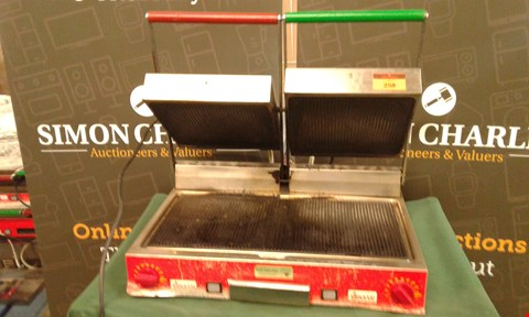 Lot 65 SIRMAN PANINI GRILL COMMERCIAL