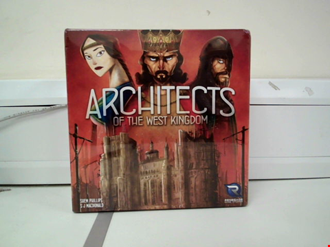 Lot 8017 ARCHITECTS OF THE WEST KINGDOM BOARD GAME