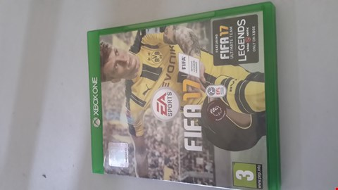 Lot 9058 FIFA 17 FOR XBOX ONE