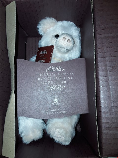 Lot 494 CHARLIE BEARS PLUSH COLLECTION SOFT TOY