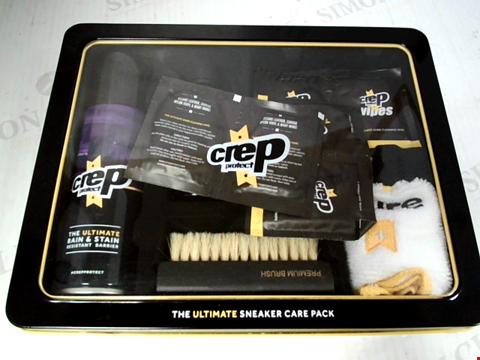 Lot 255 CREP PROTECT THE ULTIMATE SNEAKER CARE PACK