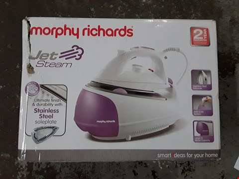 Lot 326 MORPHY RICHARDS JET STEAM IRON