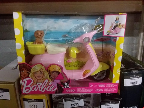 Lot 6101 BARBIE SCOOTER