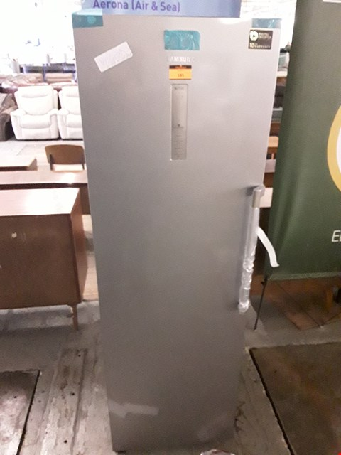 Lot 185 SAMSUNG RZ32M7120SA UPRIGHT FREEZER