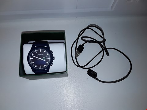 Lot 2138 LACOSTE 212 CONTACT WATCH  RRP £210.00