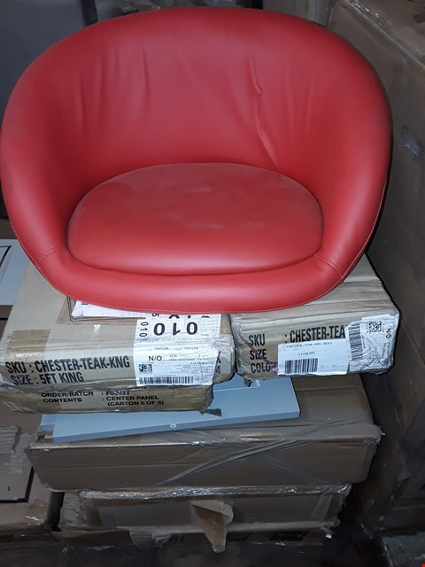 Lot 3090 LOT OF ASSORTED FURNITURE PARTS