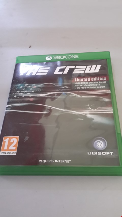 Lot 9029 THE CREW FOR XBOX ONE