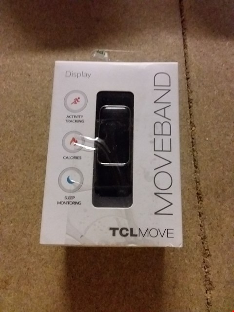 Lot 1272 LOT OF 3 X TCL MOVE ACTIVITY TRACKER