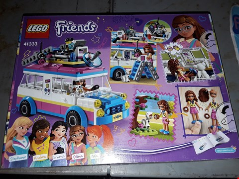 Lot 520 LEGO  ) FRIENDS