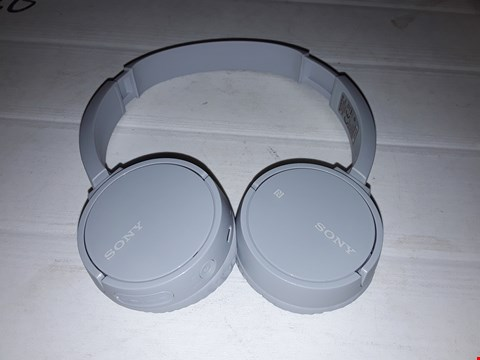 Lot 12417 SONY WH CH500 OVER HEADPHONES
